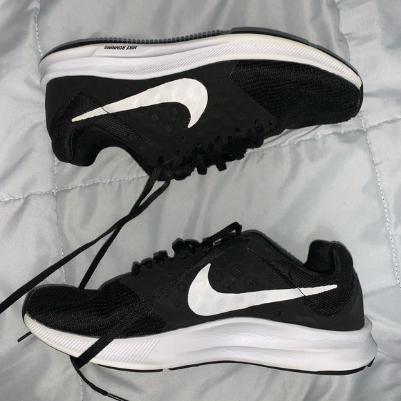 Nike Shoes | Downshifter 7 Black And